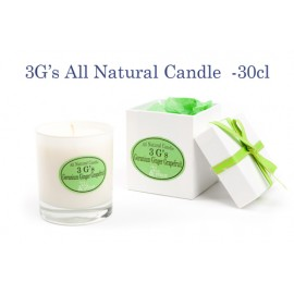 All Natural Candles